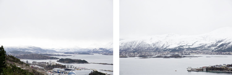 Overview of Ålesund, Norway by Studio Metsä Photography
