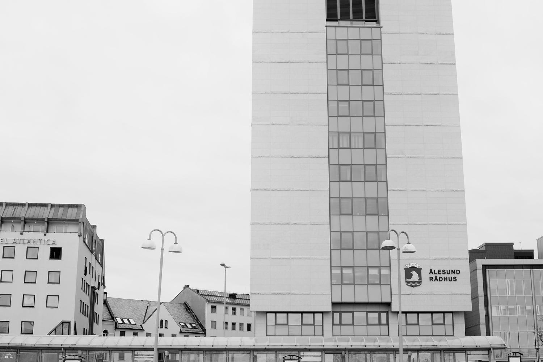 City Hall of Ålesund by Studio Metsä Photography