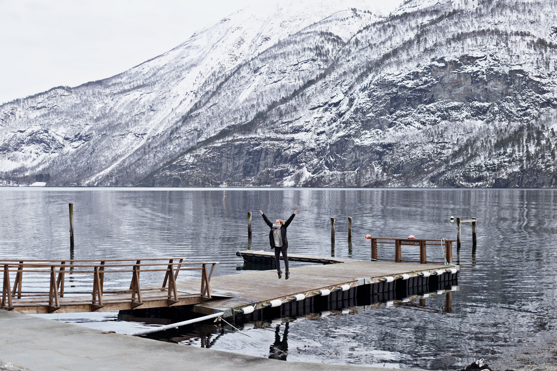 Norway-Valldal-girl-jumping-of-joy-Studio-Metsa-Photography