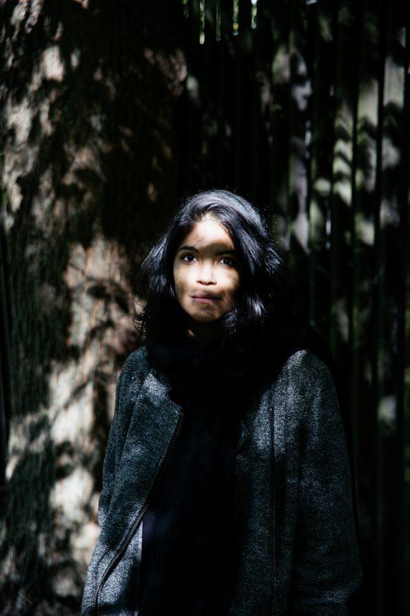 Portrait of Lois in Helsinki by Studio Metsä Photography