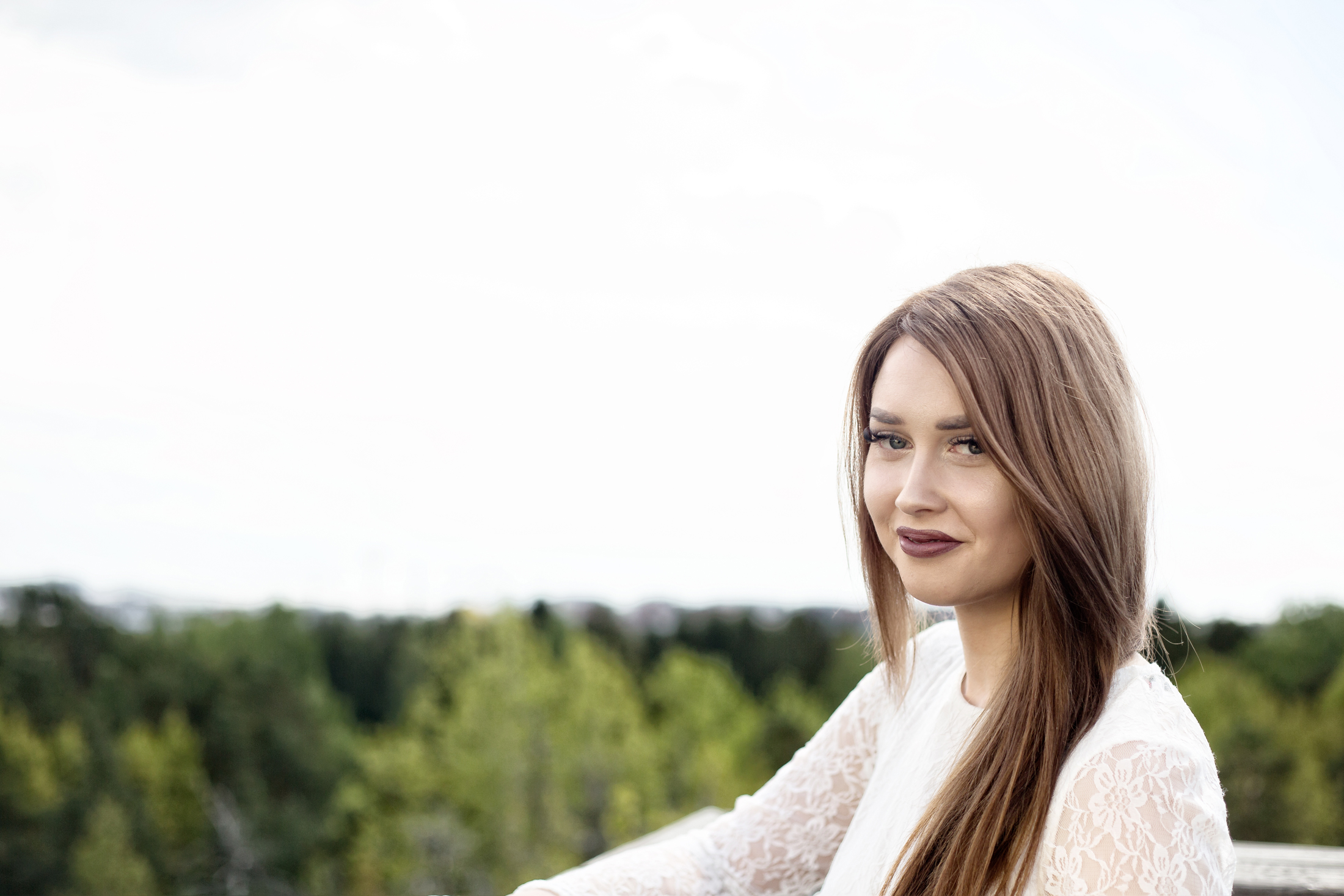 Spotlight on Enni in Portrait Photography by Studio Metsä