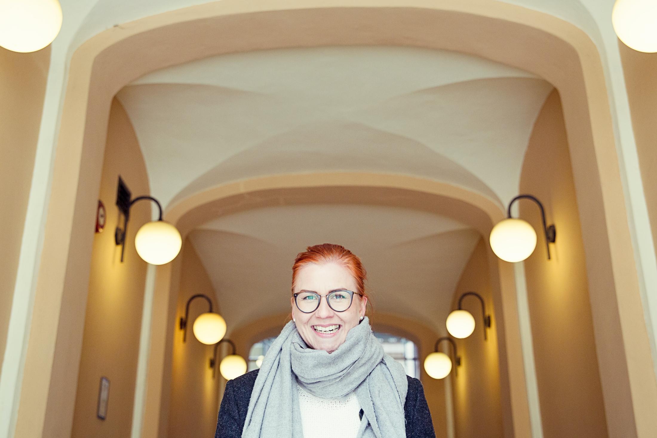 Portrait photography Studio Metsä Helsinki Finland