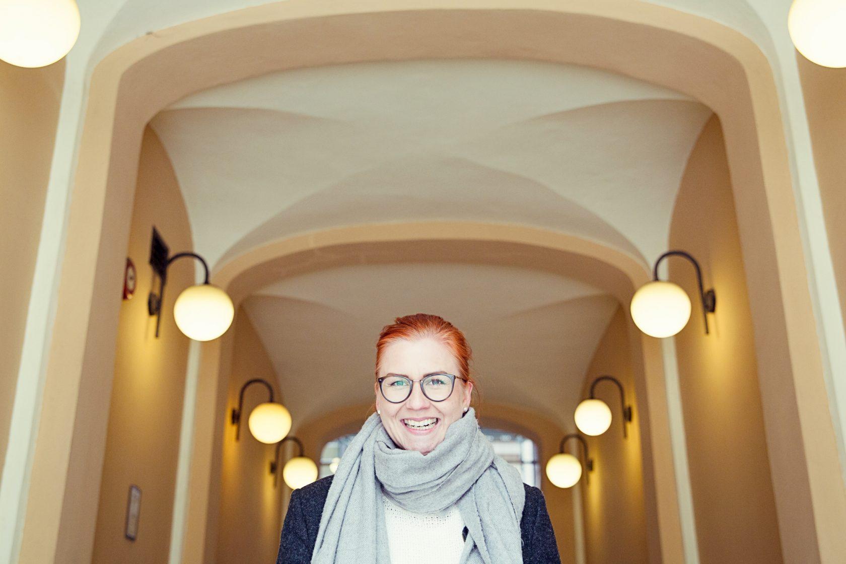 Portraiture in Helsinki by Studio Metsä Photography