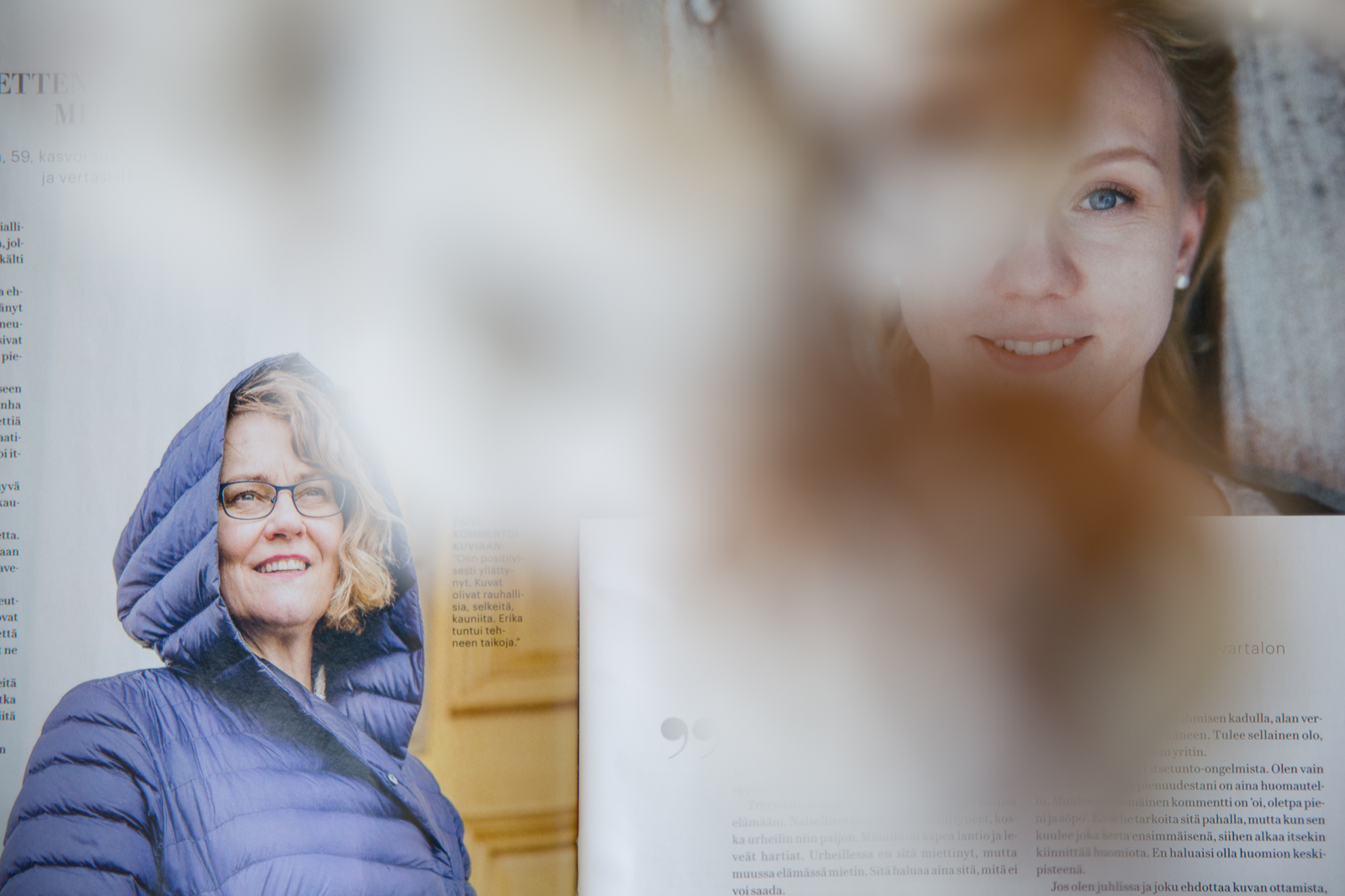 Me Naiset ja Studio Metsä Kamerakammo - Piiloutujat