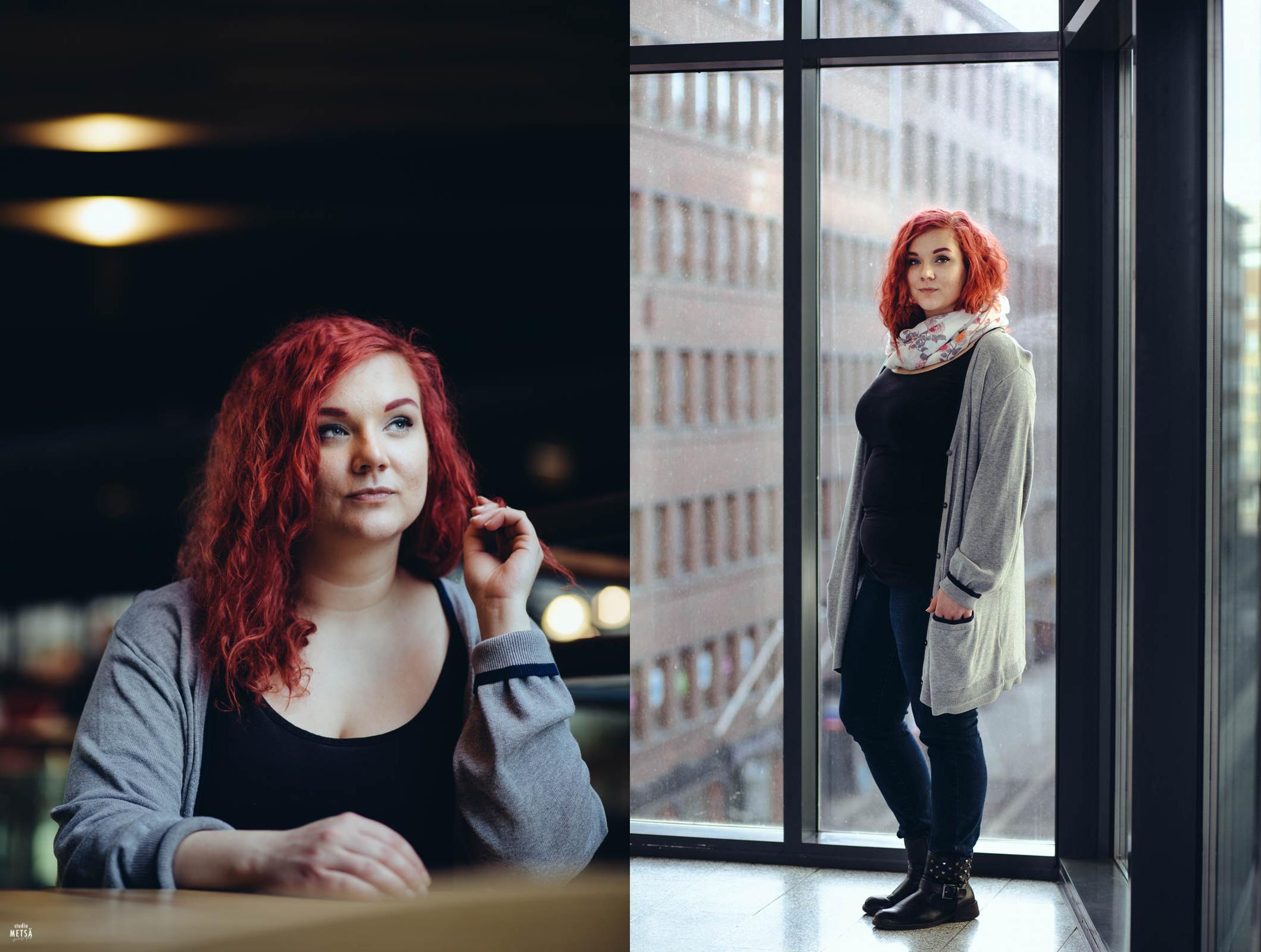 Salla Helsingissä valokuvaaja Studio Metsä