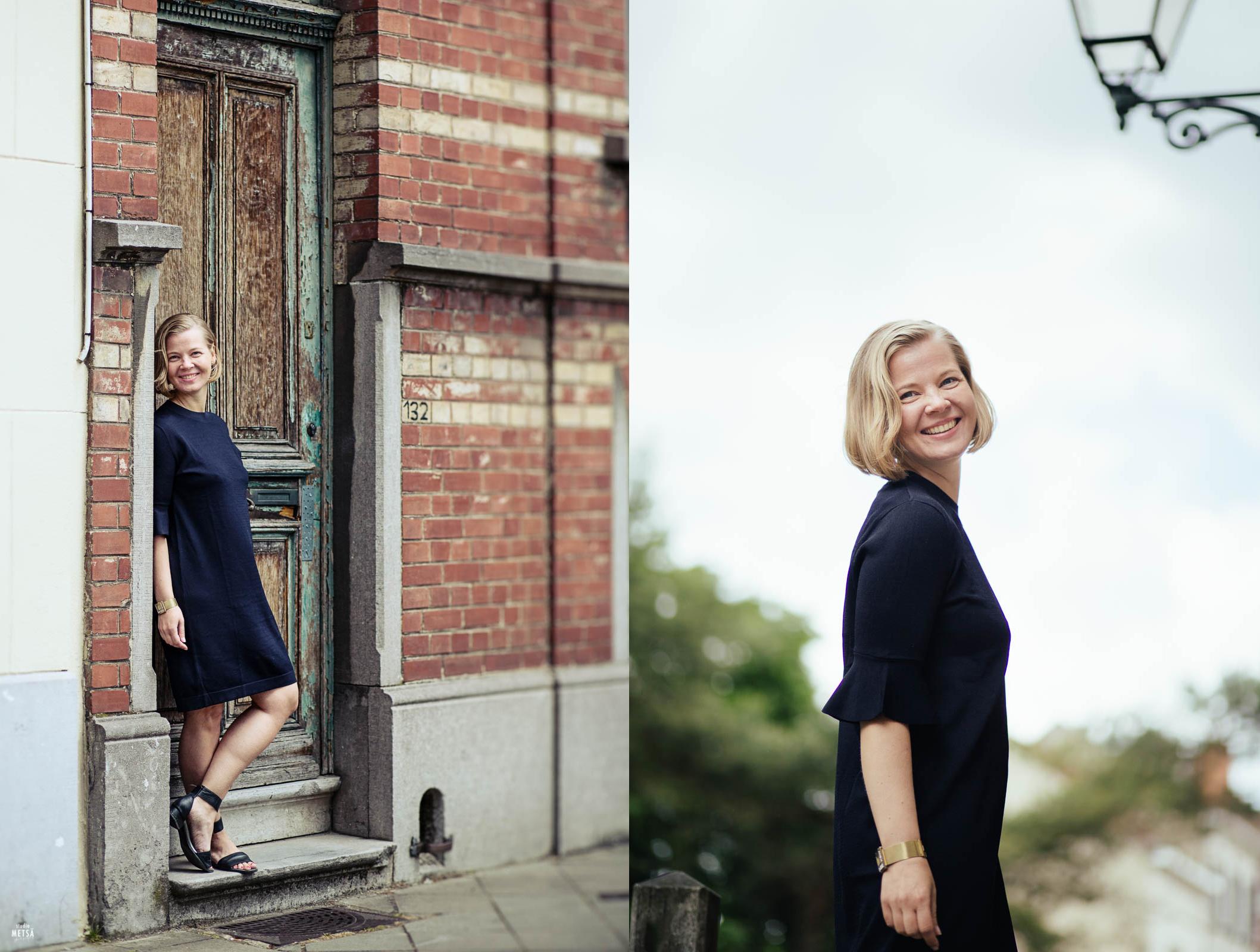 Miia Portrait Photography Studio Metsä