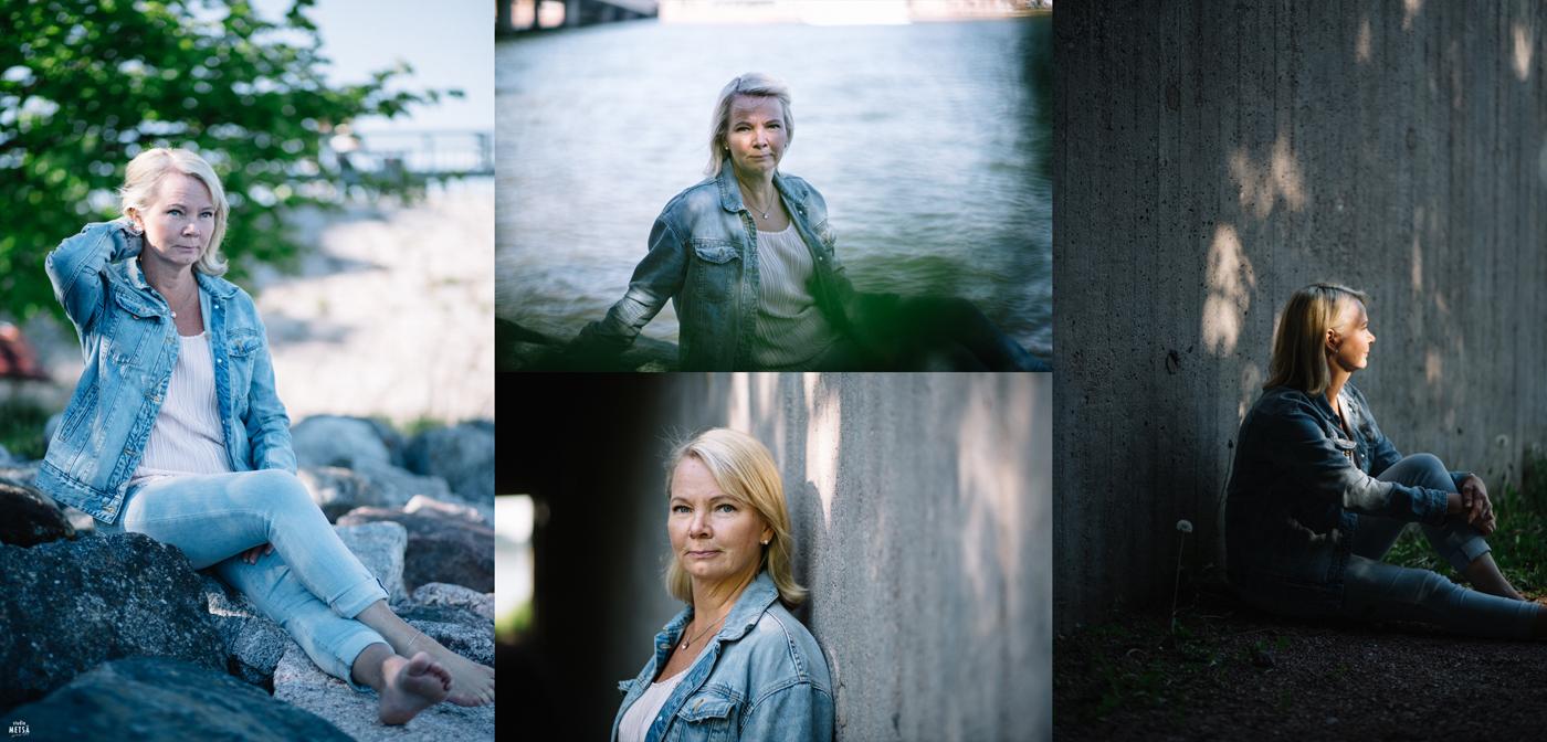 Satu photographed by Studio Metsä in Helsinki Finland