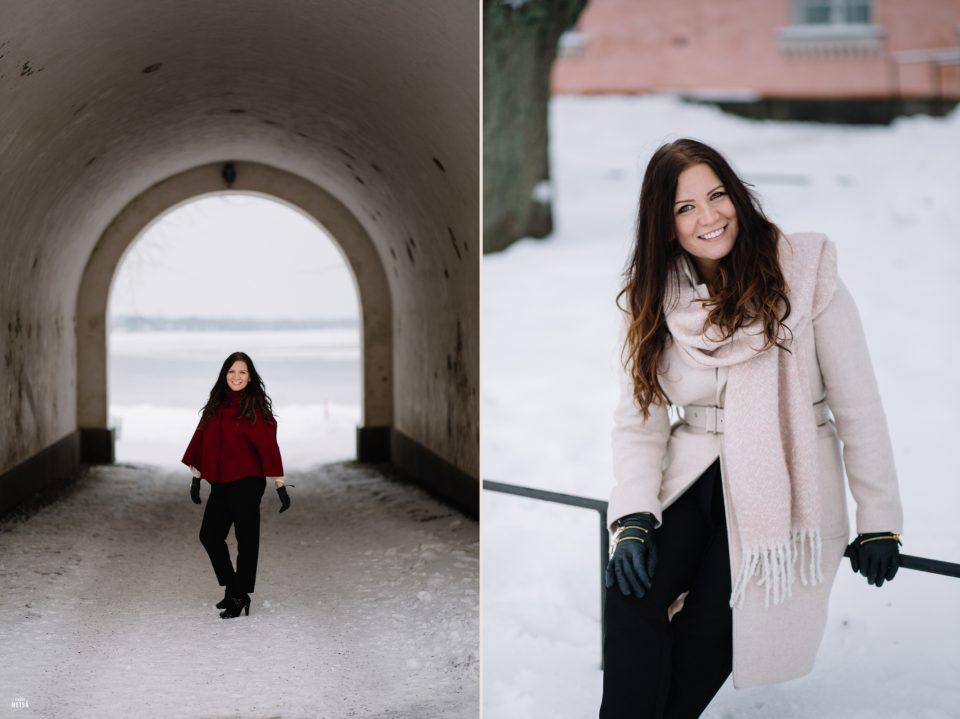 Sini Haverinen Studio Metsä Erika Lind Muotokuvaus Helsinki