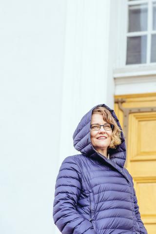 Kaunis Päivi Helsingissä Valokuvaaja Erika Lind Studio Metsä