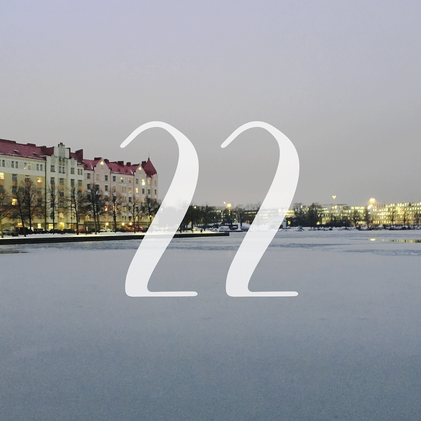 ADVENT CALENDAR: Day 22 / Five Tips for Relaxed Holidays