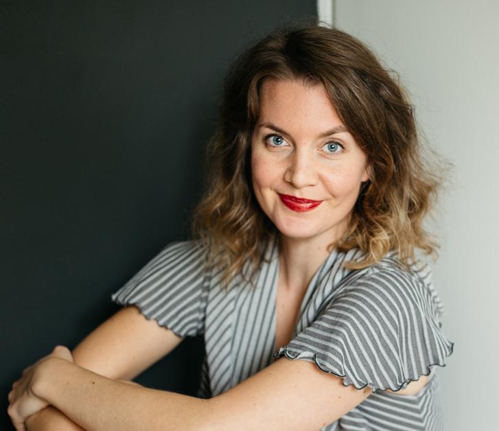 Valokuvaaja Valmentaja Studio Metsän perustaja Erika Lind