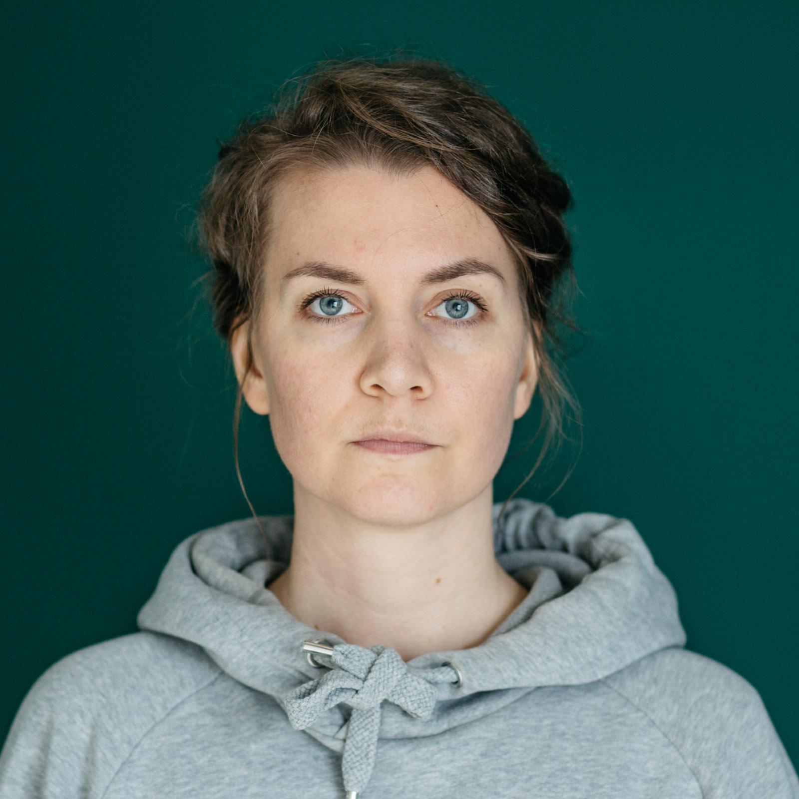 Epäsymmetriset kasvot Studio Metsä Valokuvaaja Erika Lind