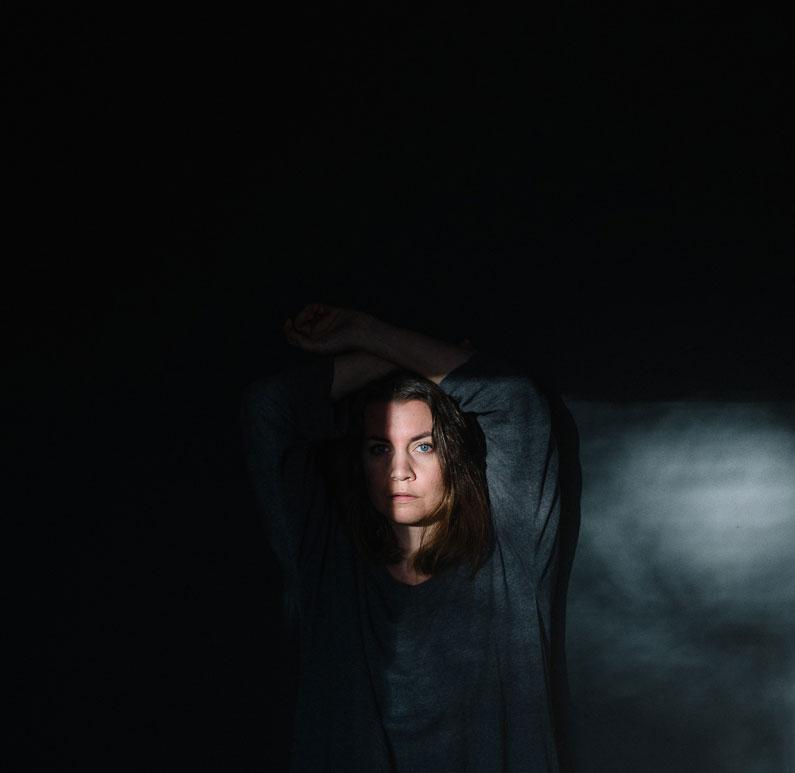 Photographer Erika Lind from Studio Metsä Self-portrait Available worldwide