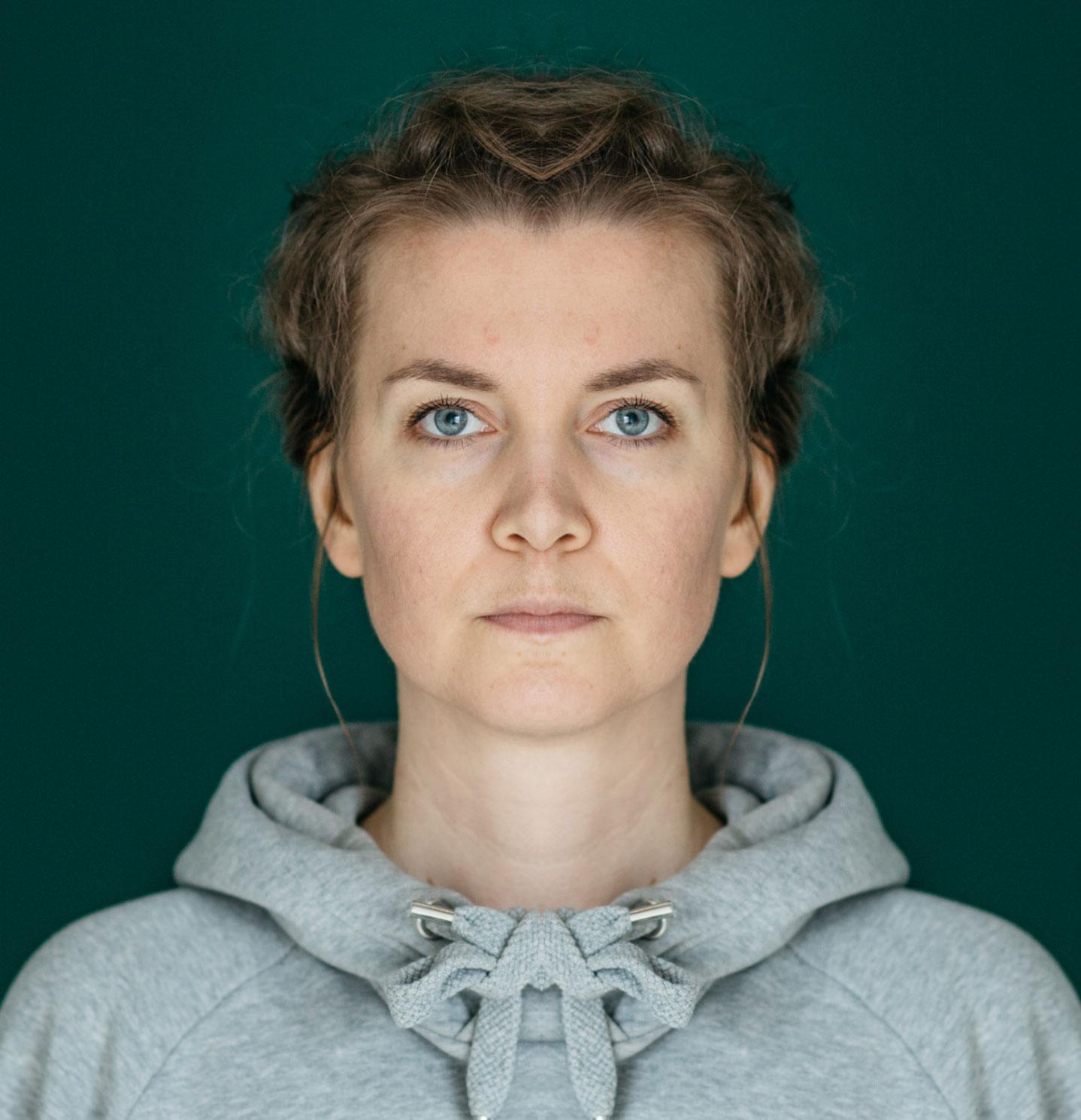 Epäsymmetristen kasvojen huumori - Studio Metsä