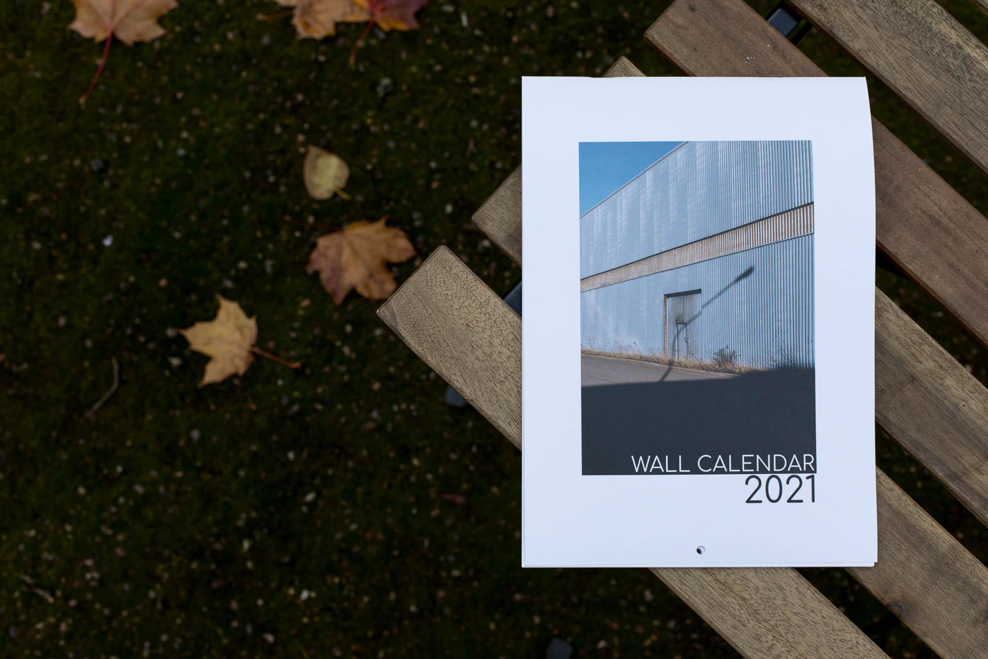 Studio Metsän seinäkalenteri 2021